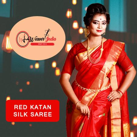 9fe045da32 Weavers India | Buy The Latest Collection of Kanchipuram Silk Saree ...